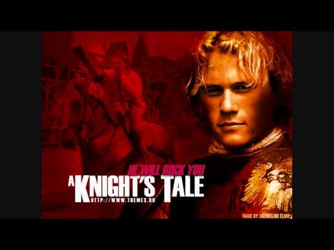 We Will Rock You-A Knight's Tale-Soundtrack