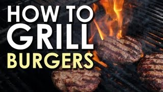 Art Grilling How Grill Burger