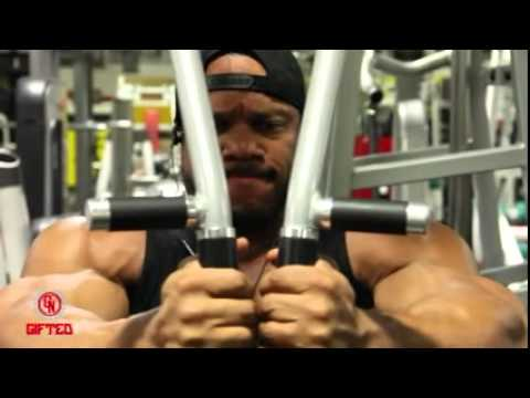 Download Phil Heath Chest Workout 11 weeks out from the 2015 Olympia