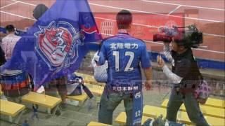 神戸ユニバーにて天皇杯2回戦 カターレ富山 vs ヴィッセル神戸の試合前...