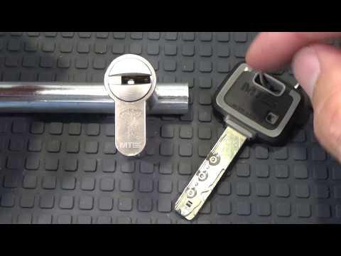 Взлом отмычками Mul-T-Lock MT5+   457 MULTILOCK MT5+
