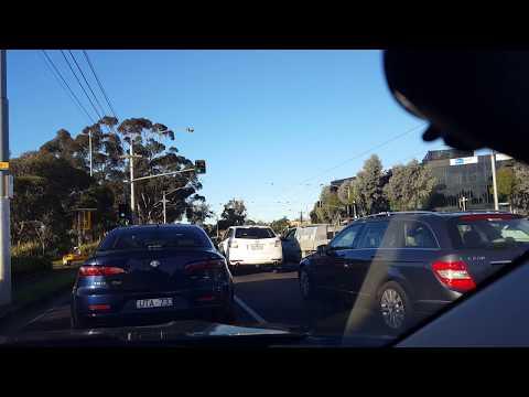 Road Rage Australia - Melbourne - Caught on Dash Cam