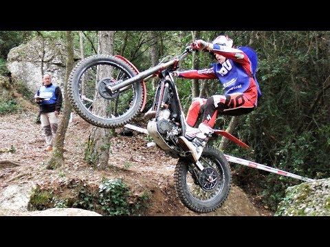 Trial Girls & Kids   European Championship at Castellolí 2018 by Jaume Soler