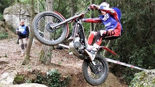 Trial Girls & Kids | European Championship at Castellolí 2018 by Jaume Soler