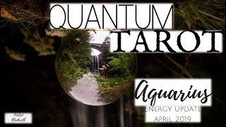 Aquarius - This person coming back might shock you - April 2019 Energies Tarot Forecast
