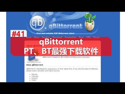 Qbittorrent下载软件 群晖docker Bt Pt 最好用 开源 绿色 轻量 支持多系统 多平台