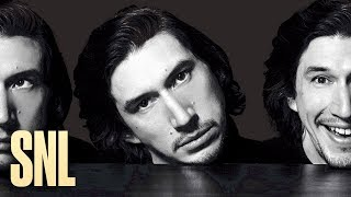 Adam Driver Hosts SNL for the Third Time