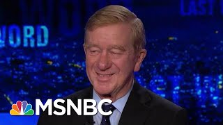 Republican Who Worked To Impeach Nixon Challenging Trump For The Presidency. | The Last Word | MSNBC