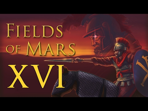Fields of Mars #16 | A Troubled Consul | TW Attila Roman Bri
