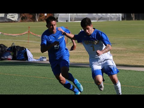 2019 NJCAA DI Men's Soccer Championship - Monroe Vs. Muskegon