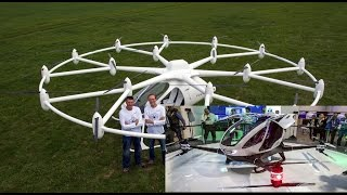 Top 5  HUMAN TRANSPORT Drones(, 2016-01-10T22:18:01.000Z)