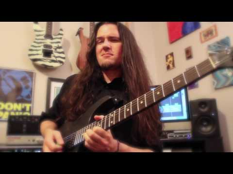 Dracula's Castle metal guitar cover Castlevania Symphony of the Night soundtrack OST