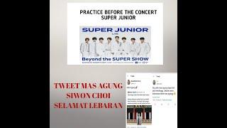 Super Junior Beyond!! Pratice Before Konser Beyond Super Jun…