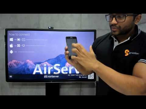 Screen Mirroring Receiver - AirServer Connect | AirPlay