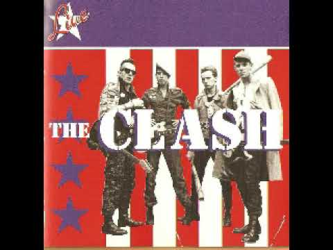 The Clash - Live at Shea Stadium (Full Album)