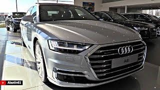 Audi A8 L 2019 NEW FULL Review Interior Exterior Infotainment Alaatin61