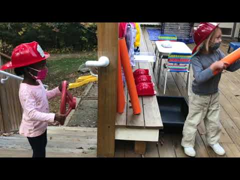 EarlyChildhood  at Touchstone Community School Fall 2020
