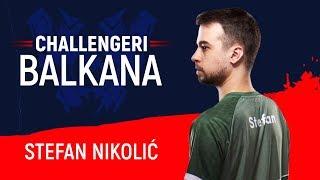 Challengeri Balkana: Stefan Nikolić