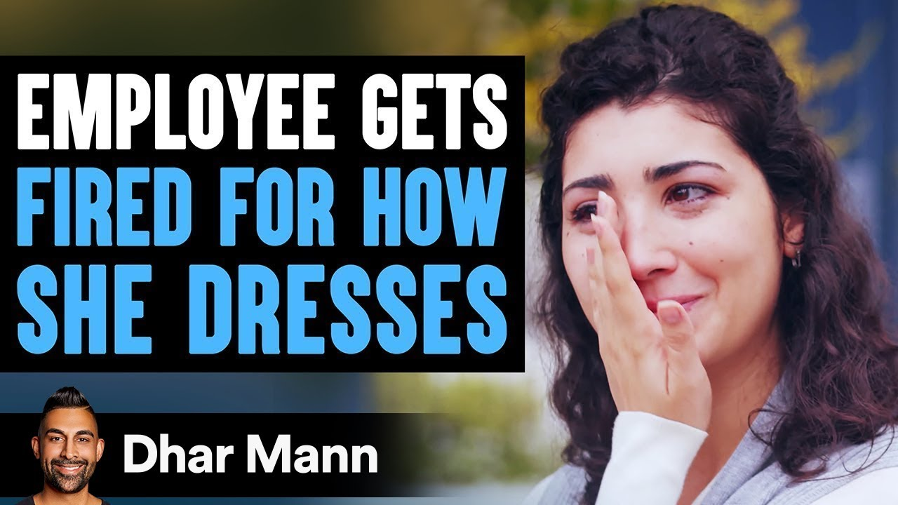 Employee Gets Fired for how she dress,What Happen Next Will Shock you.