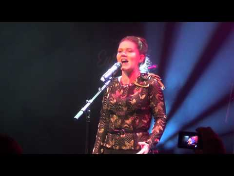 ESCKAZ live in Malmö: Dina Garipova (Russia) - Non, Rien De Rien (at OGAE party)