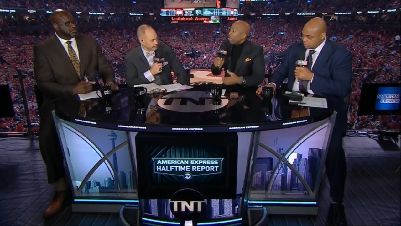 Inside The NBA: Crew Argues If Giannis' Euro Step Is A Travel or Not
