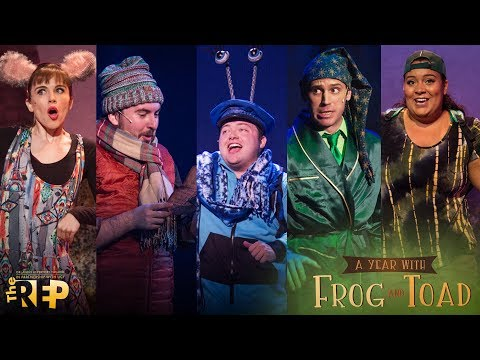 A Year With Frog and Toad  Orlando REP Trailer 2018