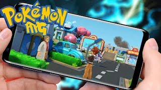 NEW POKEMON GAMES RELEASE DATE! Pokemon 3D RPG 精靈寶可夢 - Android IOS Gameplay