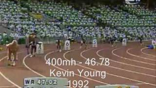 Track And Field World Records