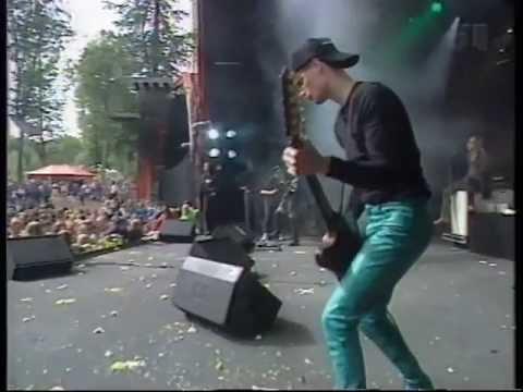 """Sort Sol, 1994, """"Musik & Bøgetræer"""" (DR-TV, 94.12.18.)"""