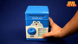 Electronic Piggy Bank (UNBOXING)