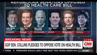 Anderson Cooper Panel on Sen Health Care Plan V Jones We are paying a lot less for a crappier system