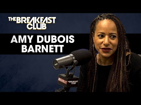Amy Dubois Barnett Talks Urban Journalism, Whitewashed Publications, Growing The Grio + More