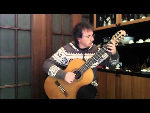 O' Marenariello (Classical Guitar Arrangement by Giuseppe Torrisi)