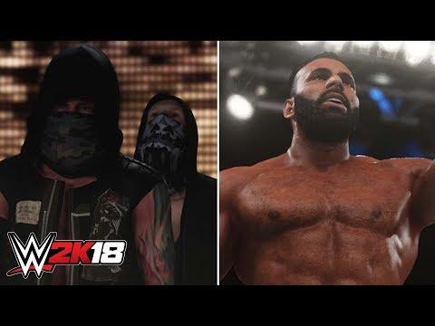 WWE 2K18 - Roster Revealed, New Entrance Gameplay & New Screenshots! (WWE 2K18 News)