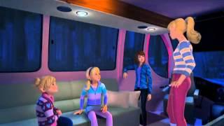 Barbie acampamento com as irmãs em Port...