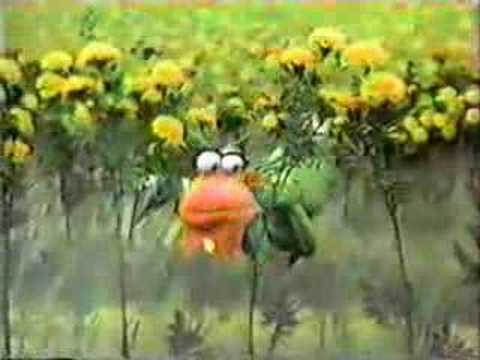 "Classic Sesame Street - ""Inch Worm"""
