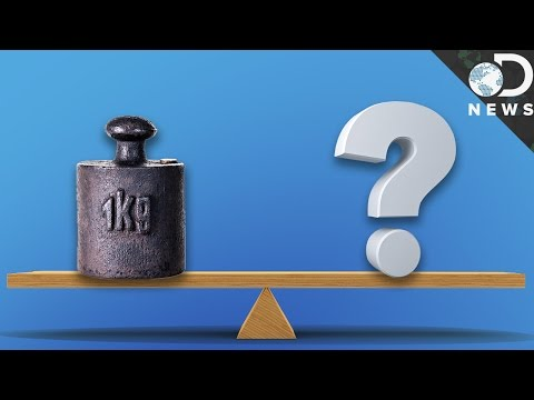 Why A Kilogram Isn