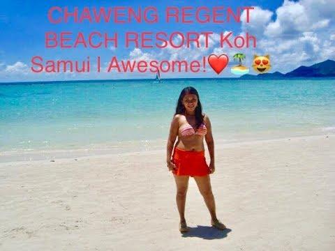 Chaweng Regent Beach Resort Koh Samui Thailand Awesome