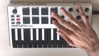 Praise The Lord (Da Shine) (A$AP Rocky ft. Skepta) - live loop cover