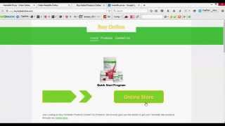 Herbalife Prices - How to find them online(This is how to find Herbalife Prices online and start shopping. In this event we share 3 websites that give Herbalife pricing. If you go to http://google.com and ..., 2015-07-02T04:38:54.000Z)