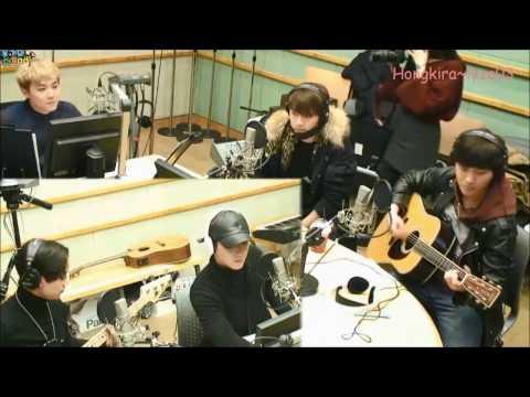FTISLAND Live @ 홍키라 - 지독하게 Severely  - 9 Jan 2017