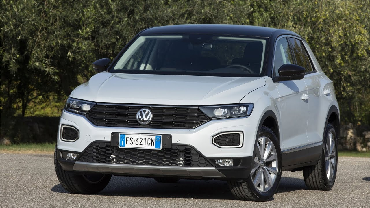 2019 volkswagen t roc 1 6 tdi youtube. Black Bedroom Furniture Sets. Home Design Ideas