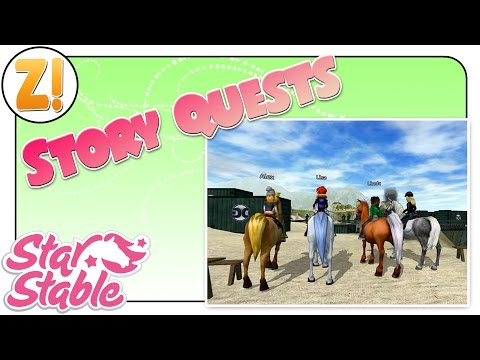 Star Stable Update [SSO]: Neue Story-Quests [Update 19.04.2017]