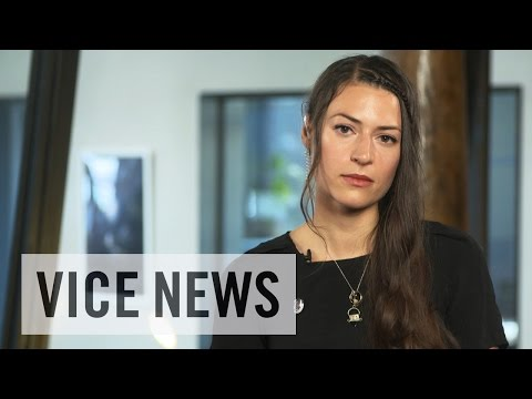 On The Line: Milène Larsson Discusses Europe's Migrant Crisis