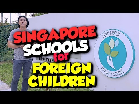 How To Get Into Singapore School For Foreigners