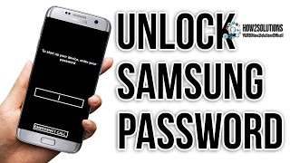 TO START UP YOUR DEVICE, ENTER YOUR PASSWORD SAMSUNG GALAXY UNLOCK