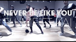 Never Be Like You - Flume Ft Kai / Lester Fisherman Urban Choreography