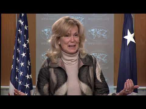 Department Press Briefing - November 27, 2018