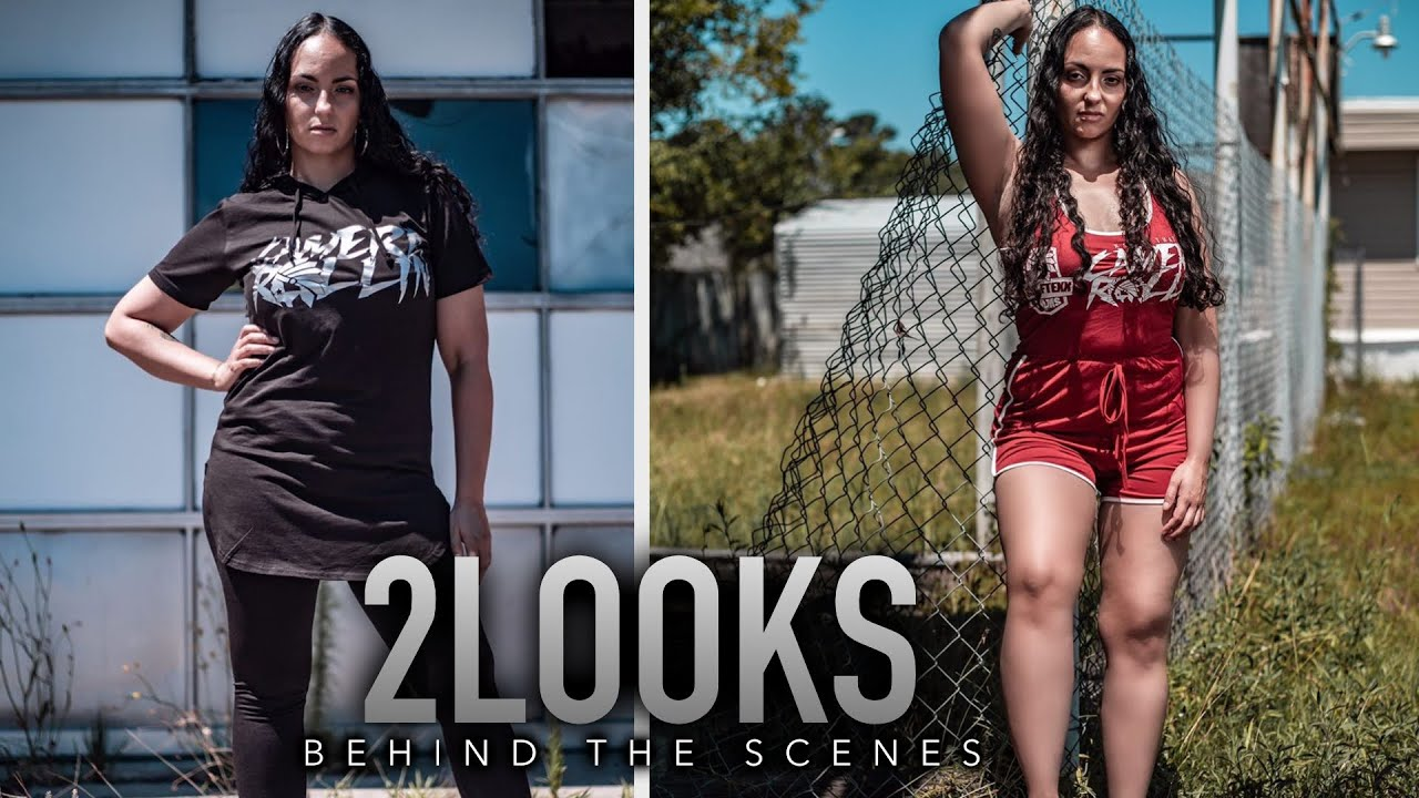 My Branding Shoot Behind The Scenes w/Jeirilyn Music (canon rp)