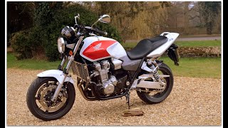 (NOW SOLD) FOR SALE £3,750 - 2004 Honda CB1300 Walk around then start up WITH SCORPION exhaust